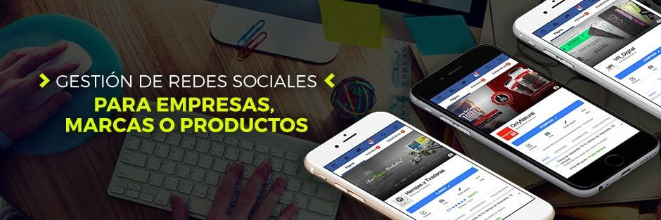 gestion redes sociales quito